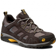 Jack Wolfskin Bakancs JACK WOLFSKIN - Vojo Hike Texapore Men 4011381-3800065 Burly Yellow