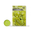 Zöld tea illatú teamécses, 6 db-os