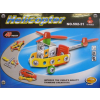 Helikopter építő játék