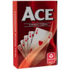 Ace bridge kártya piros