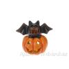 Mécsestartó tök, többféle Halloween figurával választható