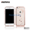 Apple iPhone 6/6S Plus Remax Sparkle Rose Gold - Star