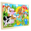Smily Play WOODEN JIGSAW PUZZLE 810023 K2928