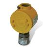 INIM IMT-INB55-503 1 literes metán 40% L.I.E. gázpalack INx55-500 érzékelők funkcionális teszteléséhez, kb. 8 teszthez
