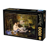 D-Toys puzzle, Manet - The Luncheon on the Grass, 1000 darab (5947502873068_MA04)