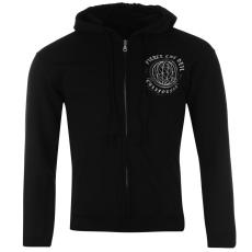 Official Pierce The Veil férfi kapucnis cipzáras pulóver fekete S