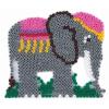 Hama Alaplap Midi Gyöngyhöz - Elefánt
