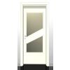 ÍRISZ 9 Dekorfóliás beltéri ajtó 100x210 cm