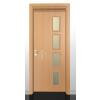 ÍRISZ 10 Dekorfóliás beltéri ajtó 100x210 cm