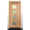 ÍRISZ 3 Dekorfóliás beltéri ajtó 90x210 cm