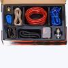 M.N.C. Autó Hi-Fi kábelszett 33 db-os (Kábelszett)
