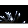 Karácsonyi 30 LED világítás - hideg fehér - 4,5m