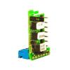 INIM IMT-INA55-503 Relés kártya gázérzékelőhöz 3 relével(előriasztás/riasztás/hiba)