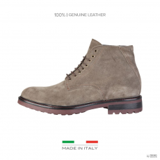 Made In Italia készült Italia férfi boka csizma cipő GABRIELE_ barna