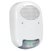 INIM IMB-IVY-F Hang-és fényjelző,kültéri,akkus,109 dB/3m kifújás elleni védelem,állapotjelző LED