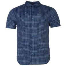 DC Macba férfi ing kék S