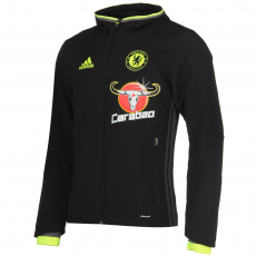 Adidas Chelsea Pre Match férfi dzseki fekete XL