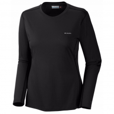 Columbia Midweight II Long Sleeve Top  D (1560631-p_010-Black)