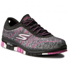 Skechers Cipők SKECHERS - 14011/BKHP Black/Hot Pink