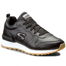Skechers Sportcipő SKECHERS - Street Sneak Low 113/BLK Black