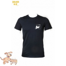 Julius-K9 K9 - DO NOT PET póló, fekete - méret: M