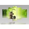Byhome Digital Art vászonkép   1215-S Bambus Garden