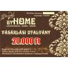 Byhome Utalvány 20 000 Ft