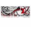 Byhome Digital Art Three vászonkép V660 Abstact
