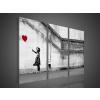 Byhome Digital Art vászonkép | BANKSY XXL 3016339a