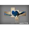 Byhome Digital Art vászonkép | 1110 Q amico del cuore S