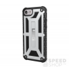 UAG Monarch Apple iPhone 7/6s/6 hátlap tok, Platinum