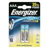 ENERGIZER Elem, AAA mikro, 2 db, alkáli, ENERGIZER