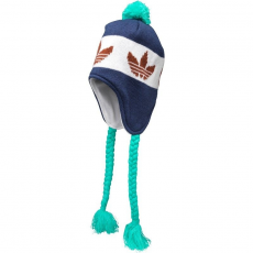Adidas Originals sapka - Adidas Originals Peruvian Style Bobble Hat