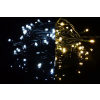 Karácsonyi világító lánc 200 LED - 9 villogó funkció - 19,9 m