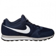 Nike MD Runner 2 férfi sportcipő, Midnight Navy/White, 40.5 (749794-410-7.5)
