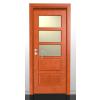LIBRA 2/D, borovi fenyő beltéri ajtó 100x210 cm