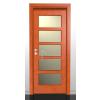LIBRA 3/D, borovi fenyő beltéri ajtó 90x210 cm