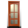URÁNUSZ 3/C, borovi fenyő beltéri ajtó 90x210 cm