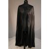 Fekete köpeny (130 cm hosszú)