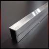 Forest Tolóajtó Alsó vezető Profil 251 Alumínium 2000mm