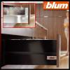 Blum TandemBox Intivo 378L5002SA R+L magasítható káva 500mm Selyemfehér