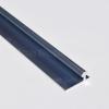 Valcomp Tolóajtó Sín ARES 2 Alumínium 1800mm