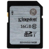 Kingston 16GB SDHC Kingston U1 (SD10VG2/16GB)