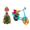 Disney hercegnők: Jégvarázs Anna biciklivel