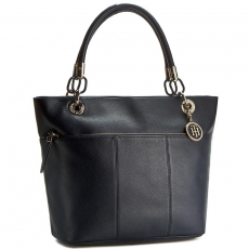 Tommy Hilfiger Táska TOMMY HILFIGER - TH Signature Tote AW0AW02912 001