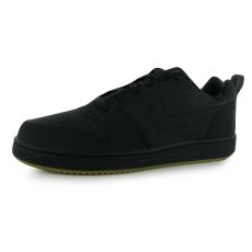 Nike Court Borough férfi edzőcipő fekete 46