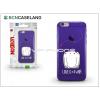 BCN Caseland Apple iPhone 7 szilikon hátlap - BCN Caseland Love - lila