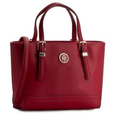 Tommy Hilfiger Táska TOMMY HILFIGER - Honey Small Tote AW0AW03399 603