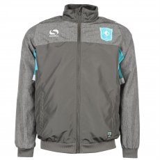 Sondico FC Twente Tracksuit férfi sportpulóver sötétszürke XL