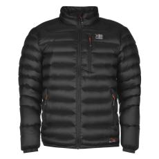 Karrimor Ice férfi bélelt kabát fekete XL